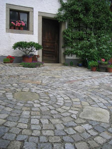 Bildergalerien gartengestaltung harald lebender lebende g rten zaubern - Gartengestaltung bauernhof ...
